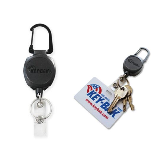 "Key-Bak 24"" Retractor Sidekick Kevlar cord"