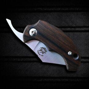 Bastinelli BB Drago Friction Folder hout
