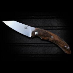 Bastinelli Dragotac Slim Friction Folder hout