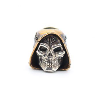 Bastinelli Knives & GD Skulls Reaper bead