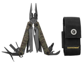 Leatherman Charge+ Woodland Camo Limited Edition